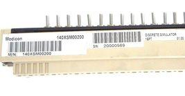 MODICON 140XSM00200 DISCRETE SIMULATOR MODULE 16PT image 4