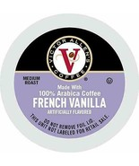Victor Allens Coffee French Vanilla Blend K Cups 80 Count - $34.09
