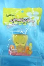 F-Toys Warner Bros Looney Tunes Tweety Bird Pot... - $14.50