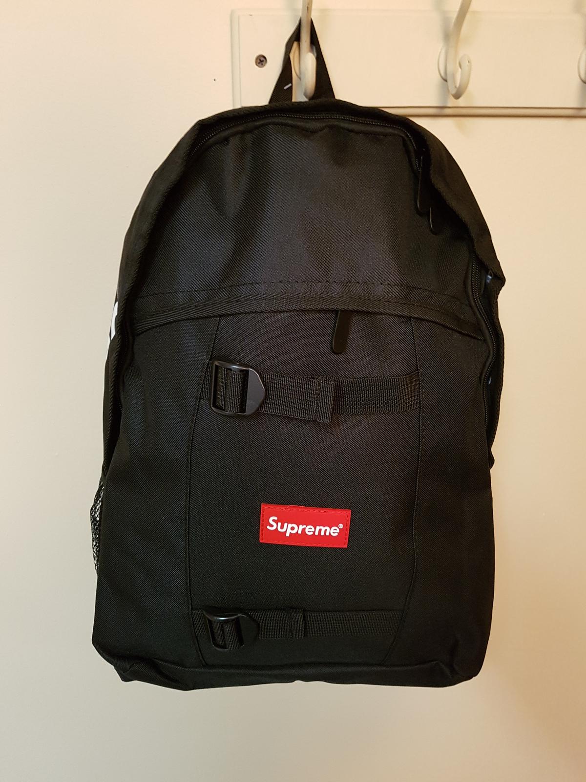 4a514cbaa Supreme Backpack Bag Box Logo School and 18 similar items