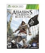 Assassin's Creed IV: Black Flag (Microsoft Xbox 360, 2013) DISC IS MINT - $6.01