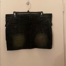 Rock & Republic size 14 black skirt - $24.75