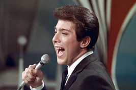 Paul Anka Rare 1960's performing on tv show 18x24 Poster - $23.99
