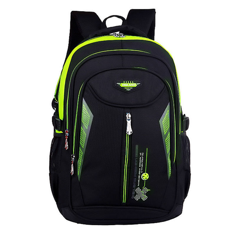 64d94eeedceb Schoolbag Primary School Children Bag Waterproof Breathable Shoulder  Backpack