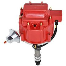 A-Team Performance Complete HEI Distributor 65K Coil Compatible with Chevrolet C