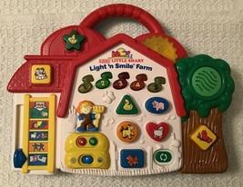 VTech Little Smart Light 'n Smile Farm - Shapes/Colors/Animals/Talking/M... - $37.99