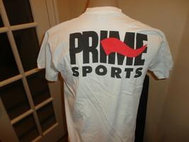 Vtg 90s White PRIME SPORTS Pittsburgh Penguins NHL Hockey Tshirt Fits Ad... - $26.68