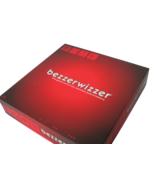 Bezzerwizzer Mattel Board Game Game Of Trivia Tactics Trickery Complete ... - $24.75