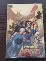 New Avengers: Revolution Hardcover Graphic Novel - $5.00