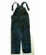 Dickies Bib Overalls, Men's,  Zipper Fly Sz 36 x 30, New with Tags - $39.55