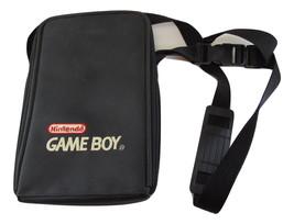 Vintage Official Nintendo Gameboy carry bag black - $19.99