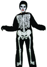 RG Costumes Skeleton Costume, Child Large/Size 12-14 - $99.44