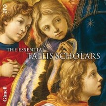 THE ESSENTIAL with The Tallis Scholars - 2 CD Set - Chant