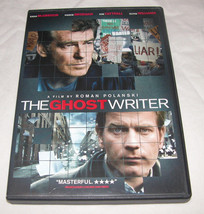 The Ghost Writer DVD, 2010, Free Shipping U.S.A. - $10.01