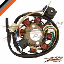 8 Pole Magneto Stator Rotor Coil GY6 Scooter Moped Go Kart 125cc - $22.52