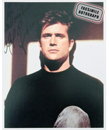 Facsimile Autographed Mel Gibson Pose - Actor - $39.00