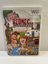 Nintendo Wii Game Calvin Tucker's Redneck Jamboree 2008 Tested Works  - $9.99