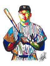 "Mickey Mantle, New York Yankees, Center Fielder, All-Star, 18""x24"" Art P... - $19.99"