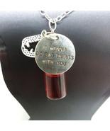 True Blood Inspired Vampire Charm Necklace Pendant - $16.00