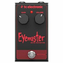*tc electronic metal distortion EYEMASTER METAL DISTORTION - $61.61