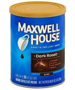 Maxwell House Dark Roast Ground Coffee 10.5 oz (Pack of 3) - $29.69