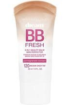 Maybelline Makeup Dream Fresh BB Cream, Medium Skintones, BB Cream Face ... - $9.41