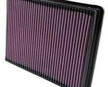 K&N Drop In Replacement Panel Air Filter 1999-2008 Pontiac Grand Prix 3.8L V8