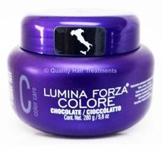Tec Italy Color Care - Lumina Forza Chocolate / Cioccolatto - Color Trea... - $19.29