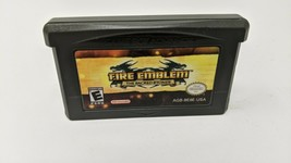Nintendo Gameboy Advance Fire Emblem: The Sacred Stones *Game cartridge only - $16.82