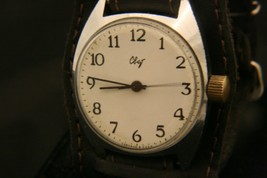 Rare vintage 1960's Soviet, Raketa (Svet) manual wind wristwatch serviced! - $79.20