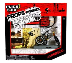 Flick Trix Props Road Fools 15 [FitBikeCo.] by Spin Master