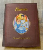 Disney Storybook Ornament Set CINDERELLA series set of 8 Ornaments origi... - $60.00