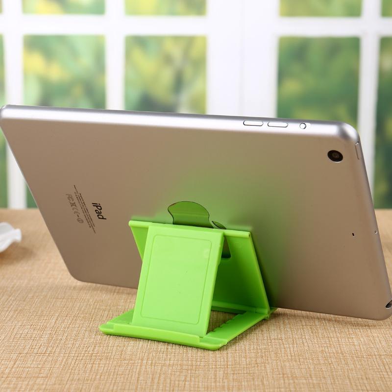 Adjule Angular Folding Desktop Mobile Phone Holder Office Desk Stand For Iphone 5 6s 7