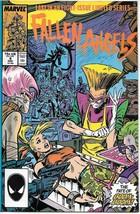 Fallen Angels Comic Book #8 Marvel Comics 1987 FINE - $2.25