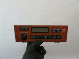 #4336J Lexus ES300 98 99 00 01 Oem Dash Temp Ac Heat Air Climate Control Switch - $11.88