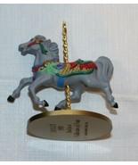Hallmark Recuerdo Ornamento Hecho a Mano Acebo 2nd En Colección 1989 Usada - $16.05