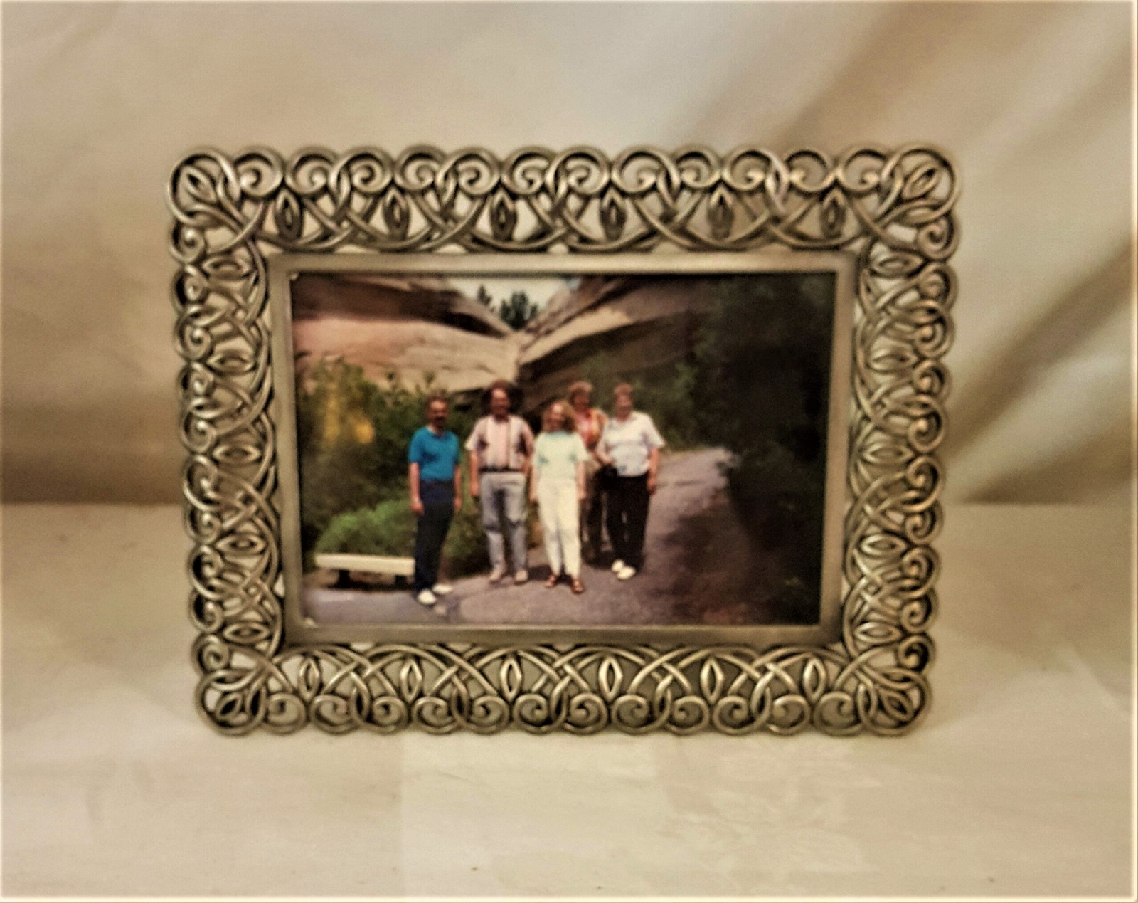 Six Trees 5x7 Picture Frame