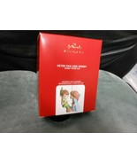 "Hallmark Keepsake ""Peter Pan & Wendy"" 2020 NEW Porcelain Ornament  - $34.60"