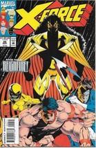 X-Force Comic Book #26 Marvel Comics 1993 NEAR MINT NEW UNREAD - $2.99
