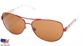 New Tory Burch TY6047 315974 Spark /GOLD /AMBER Solid Lens Sunglasses 59-13-135 - $98.98