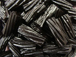 Kookaburra Australian Traditional Black Licorice 1 Lbs - FAT FREE KOSHER OU - $12.95