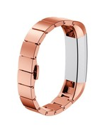 Stainless Steel Bracelet For Fitbit Alta HR Wrist Band Metal Buckle Repl... - $22.75+