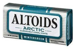 Wrigley Altoids Arctic Wintergreen, 1.2 oz - $21.25
