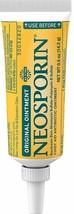 Neosporin Triple Antibiotic Original Ointment  0.50 oz Exp: 01/2023 - $10.99