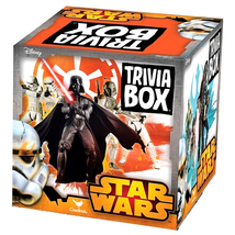 Family games game night Trivia Star Wars card games cards kids toys gift... - $19.95