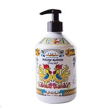 World Market Deruta Orange Blossom Hand Soap - Perfect Kitchen Decor Ant... - $13.86