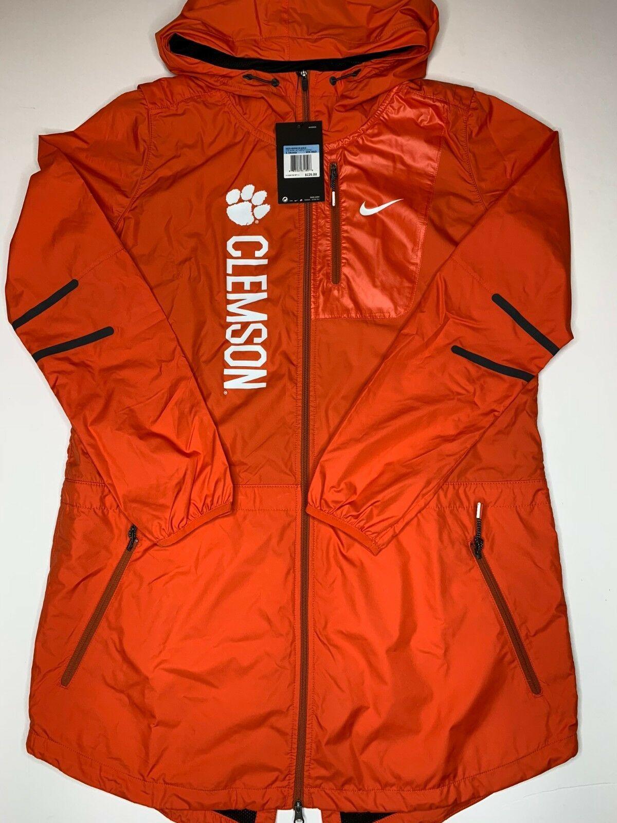 cd7abe8fe495 Nike Clemson Tigers Light Rain Jacket Parka and 50 similar items