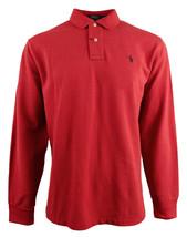 Polo Ralph Lauren Men's Long Sleeve Mesh Polo Shirt - $53.41