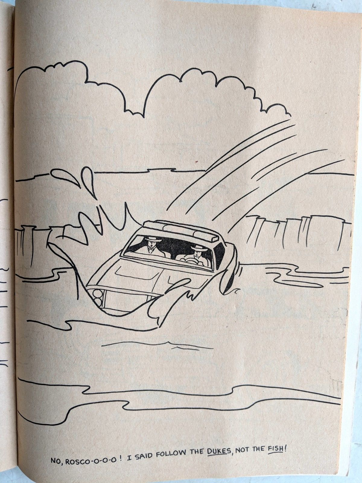 32 Dukes Of Hazzard Coloring Book - Zsksydny Coloring Pages