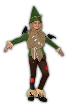Forum Novelties Espantapájaros Mago de oz Niño Chico Disfraz Halloween 8... - $31.41